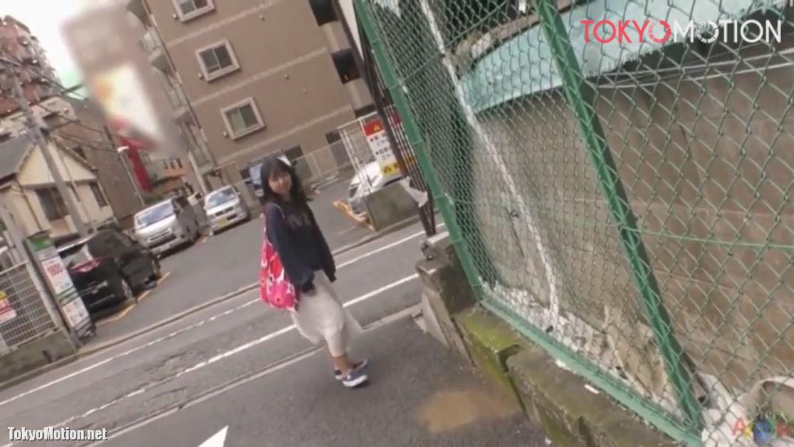 【女子校生お小遣い稼ぎ】激カワ美少女JKがフェラ抜きで口内射精♡